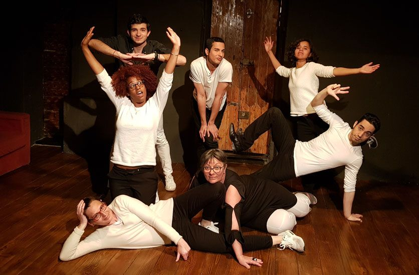 Minute Impro ! Un spectacle The Theatre Academy