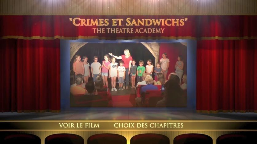 """Crimes et Sandwichs"""