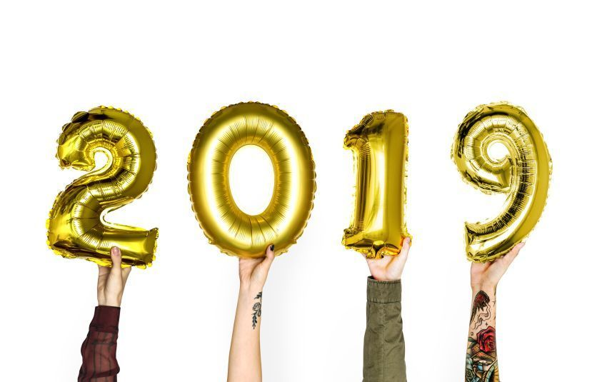 Merci 2018 - Welcome to 2019 !